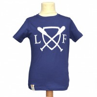 Frankfort Tee (Navy)
