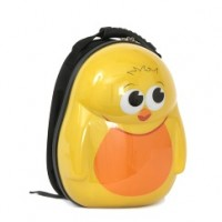 Chico the Chick hard shell backpack from the Cuties and Pals