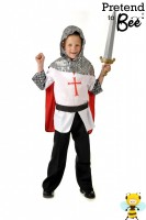 Saint George Knight Costume