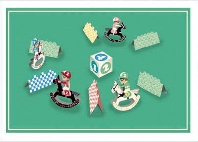 Rocking Horse Racers Race game