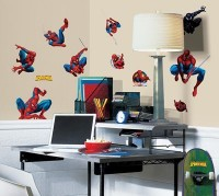 Amazing Spiderman Wall Stickers