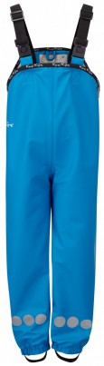 Koster Rain Dungarees Unlined Blue
