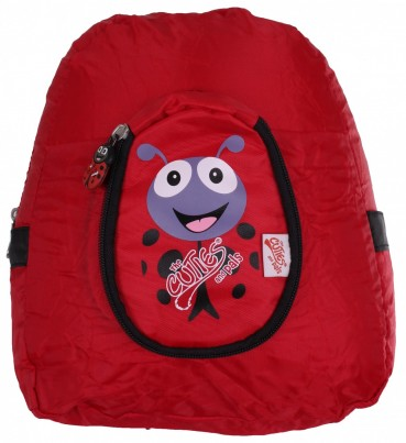 Polka the Ladybird Soft Foldable Backpack