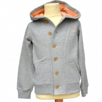 Squirrel Point Hoody in Grey Marl Award Winning