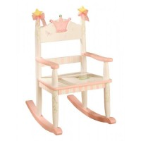 Teamson Princess & Frog Rocking Chair