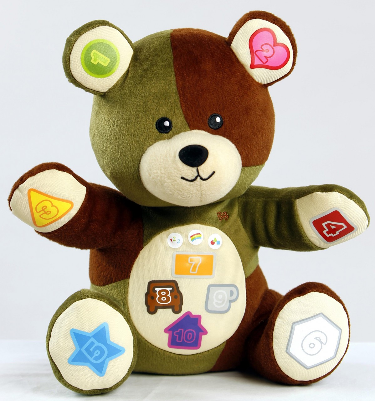 Fun And Interactive Teddy Bear By Babogbaby