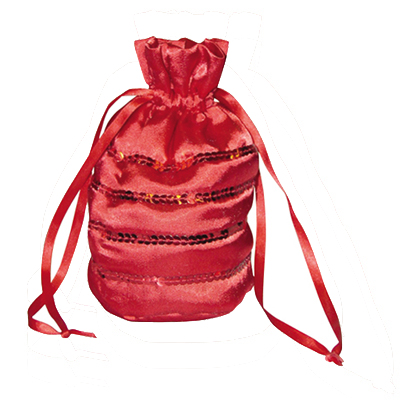 Red Ballgown Bag