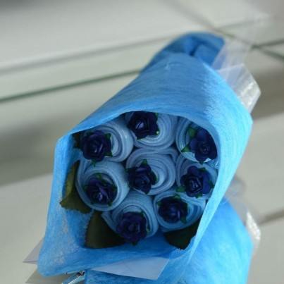 Blossom Bouquet Blue