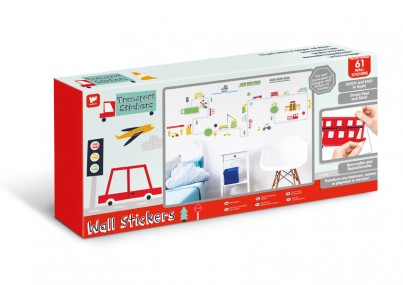 Transport Wall Stickers