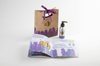 Lavender Bee Aromatherapy Story Massage for Children