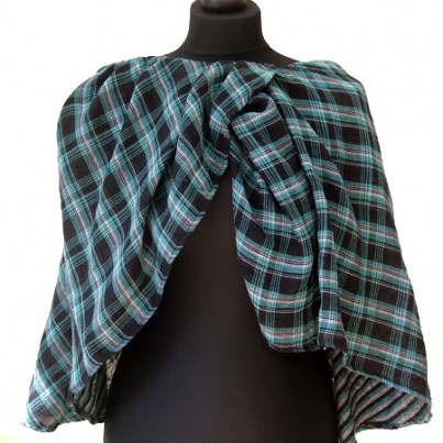 Loveyush Scarf Berkley (Light Blue)