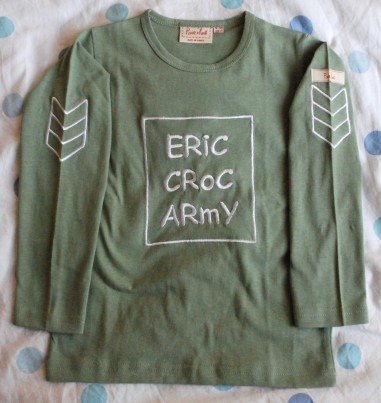 Army Long Sleeved T-shirt