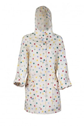 Adult Spots Raincoat