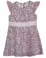 ASHLEY Pink Leopard