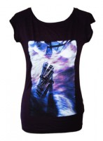 Women's Stormy Tower T-Shirt