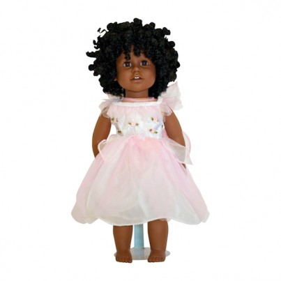 Rosebud Fairy Dolls Costume