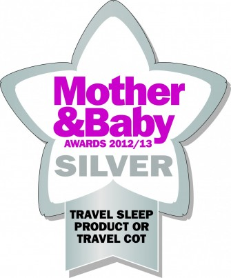 Silver Award 2012/13 received from the prestigious Mother & Baby