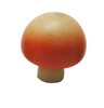 Role Play Fruit - Wooden Mushrooms (3 pieces)