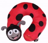 Polka the Ladybird Plush Neck Pillow