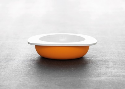 TODDLER BOWL - ORANGE