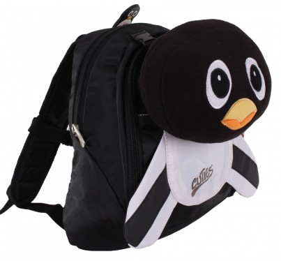 Peko the Penguin Soft Nursery Backpack