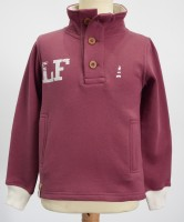 Port Alberini Sweatshirt - Pershaw Plum