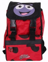 Polka the Ladybird Soft Small Rucksack