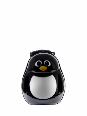 Peko the Penguin hard shell back pack from the Cuties and pals