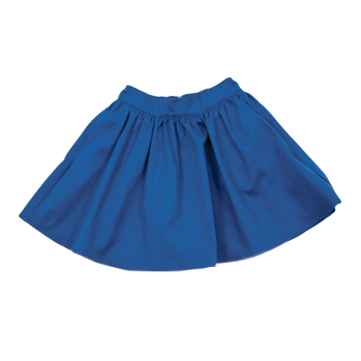 CECE GIRLS SKIRT IN ROYAL BLUE