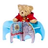 Toy Chairs Zawadi the Elephant