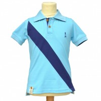 Gloryland Sea Blue Polo