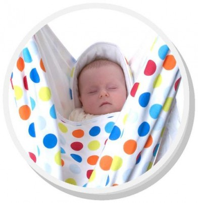 Move babies while they sleep without waking them.