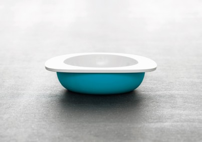 TODDLER BOWL - BLUE