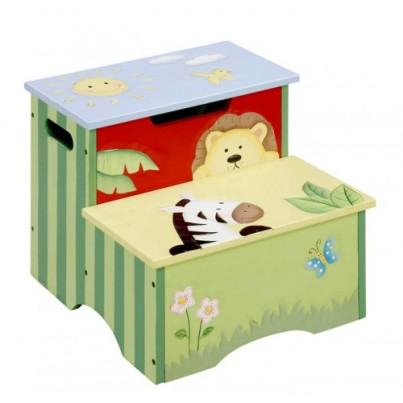 Teamson Sunny Safari Step Stool