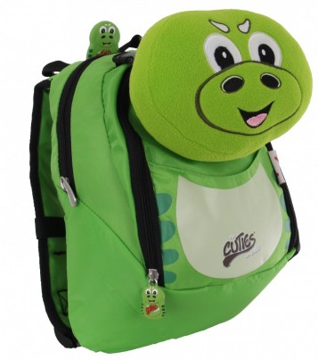 P-Rex the Dinosaur Soft Nursery Backpack
