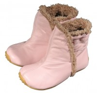 Junior Winter Boots - Pink