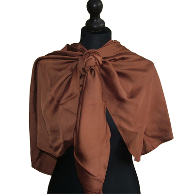 Loveyush Scarf – Virginia Brown
