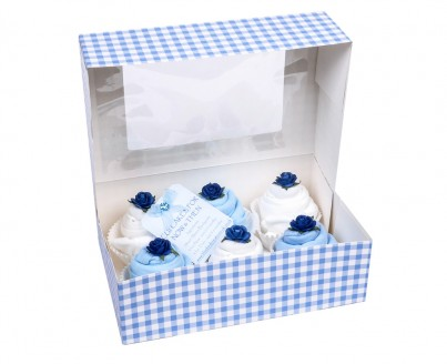 Now and Then Bodysuit Gift Box