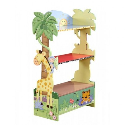Teamson Sunny Safari Bookcase
