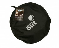 Lights Out - Portable, pop-up, blackout blinds - Pack of two
