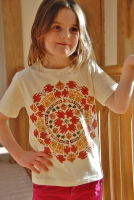 Aztec Girls T-Shirt
