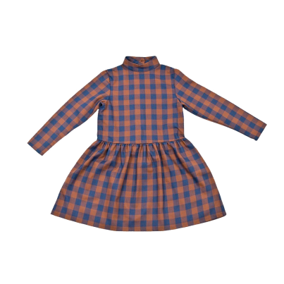 GIRLS ESME DRESS IN BLUE