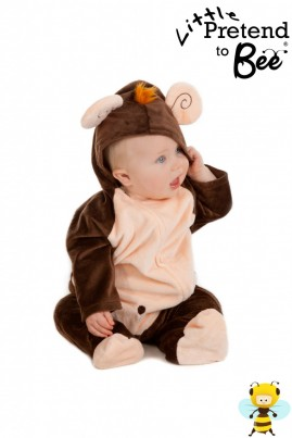 Little Monkey All in one Cuddlyness for your little one