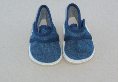 Dolls Shoes - Soft Denim (Boys & Girls)
