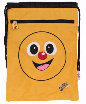 Cazbi the Bee Soft String Bag