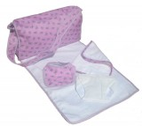 Dolls Nursery / Change Bag With Accessories