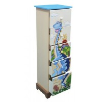 Dinasaur 5 Drawer Cabinet