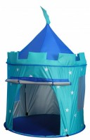 UV Protected Pop Up Tent for Indoors or Outdoors - Blue