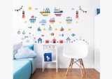 Nautical Wall Stickers