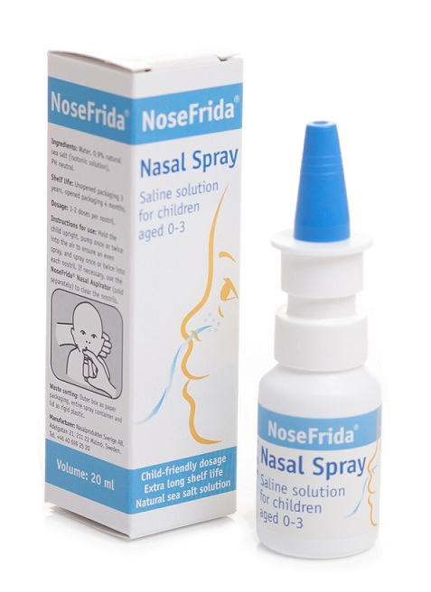 Nosefrida Natural Solution Is Now Available For Babies